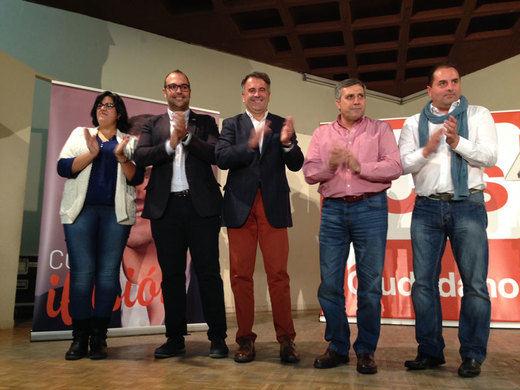 """""""Ciudadanos, a través del diálogo y sin enfrentamientos viene a regenerar la política española"""""""