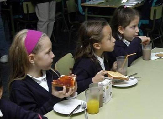 Los comedores escolares de la Junta permanecerán abiertos durante la Navidad
