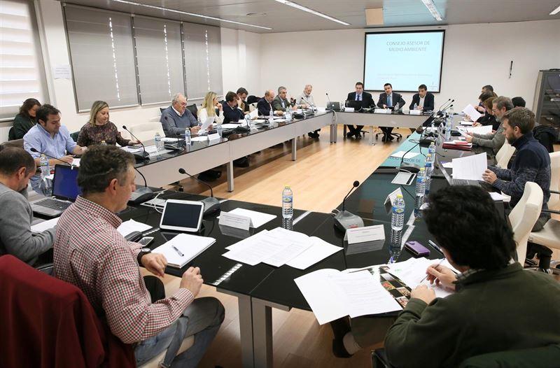 Constituido el Consejo de Medio Ambiente de Castilla-La Mancha