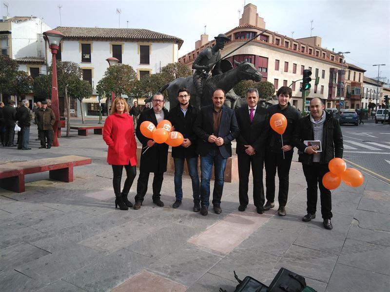 C's dice que es el único capaz de proponer un proyecto común 'para todos los españoles'