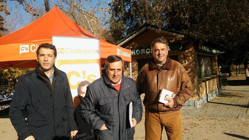 C's lamenta la ausencia de Rajoy en el debate y achaca a la inexperiencia de los candidatos los 'momentos de tensión'