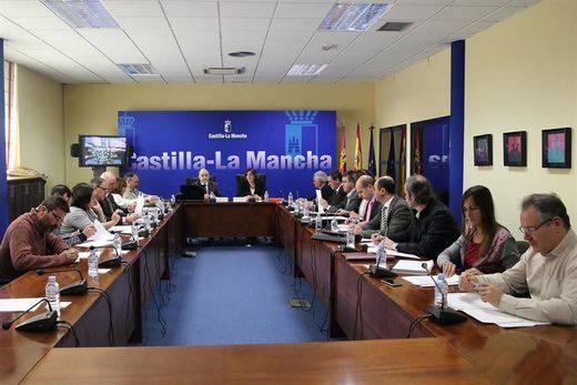 Constituida la Comisión de Trabajo de Políticas de Empleo