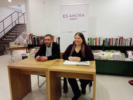 Equo apoyará la candidatura de Podemos en las Elecciones Generales como ya ocurrió en las Autonómicas
