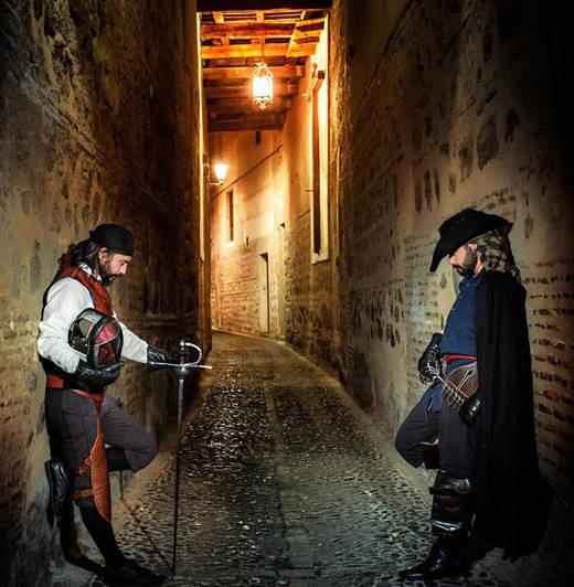 Toledo acoge el próximo 5 de diciembre la I Exhibición de Esgrima Histórica de la ciudad