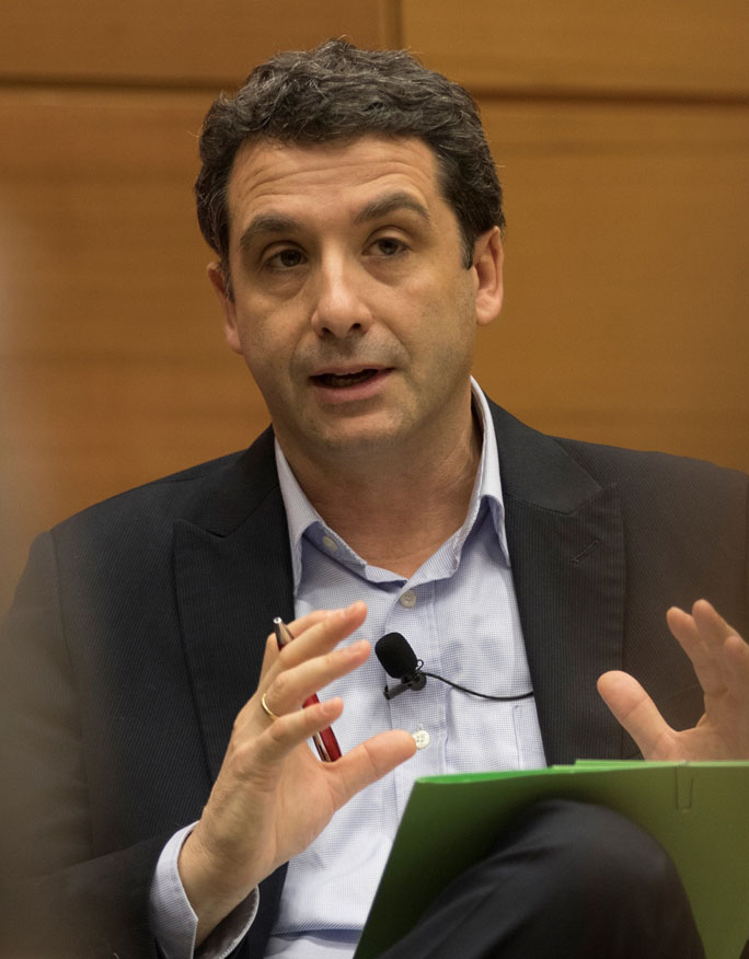 Esteban Paños (Ciudadanos):'aspiramos a que el contrato único dé igualdad de oportunidades'