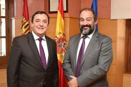 El Gobierno regional colaborará con la UCLM en la captación de proyectos europeos