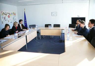 Page solicita a la Unión Europea ampliar fondos sobre eficiencia energética, demografía y economía circular