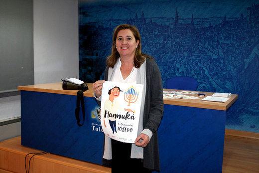 Música, gastronomía, visitas guiadas y actividades para niños en Toledo por Hanuká
