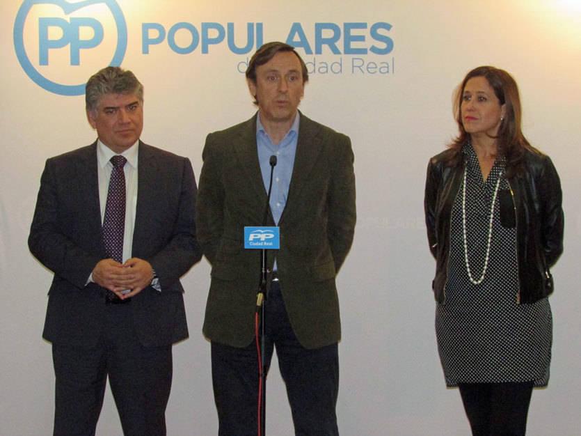 Hernando: lo único que no dicen las encuestas es 'por cuánto va a ganar el PP'