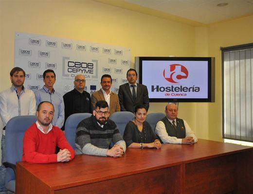 Constituida la asociación Hostelería de Cuenca entre críticas de parte del sector