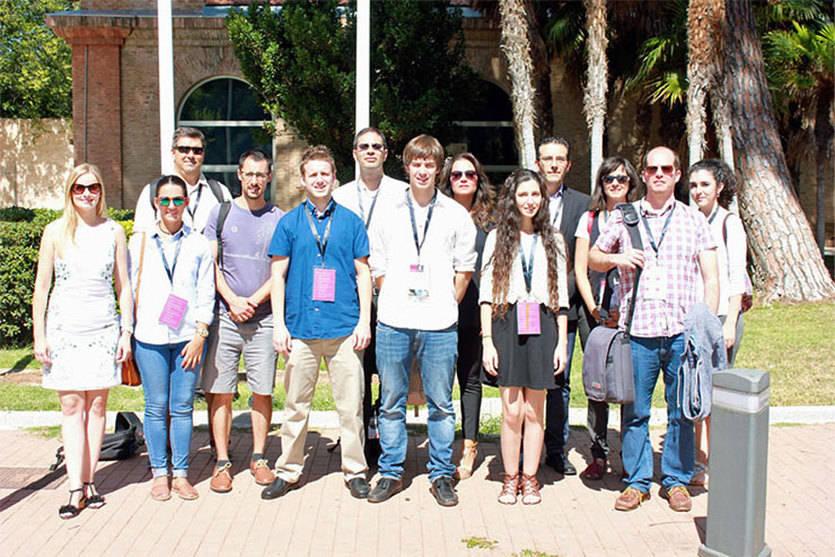 Grupo de investigadores de la UCLM