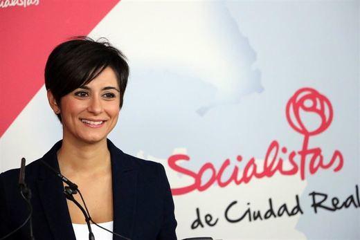 Isabel Rodríguez (PSOE) cree que un tercer escaño en Ciudad Real