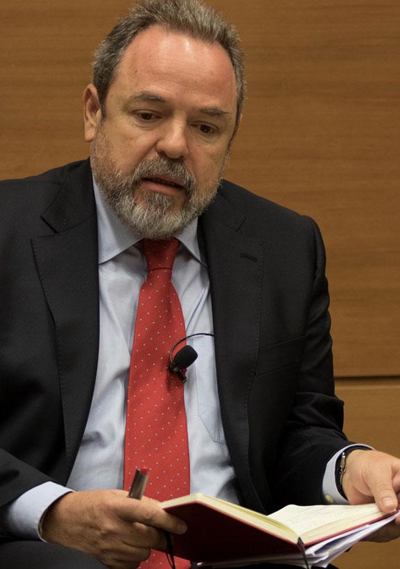 Jesús Labrador (PP) justifica la reforma laboral: