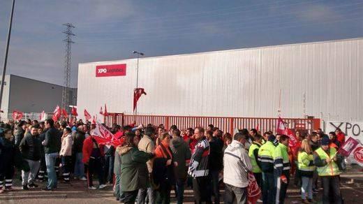 Desconvocada la huelga en el sector logístico de Guadalajara