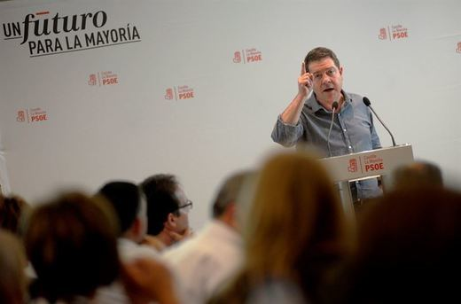 García-Page augura