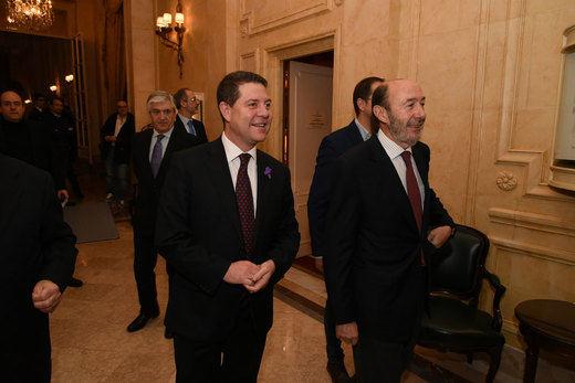 Emiliano García-Page reconoce que el PSOE