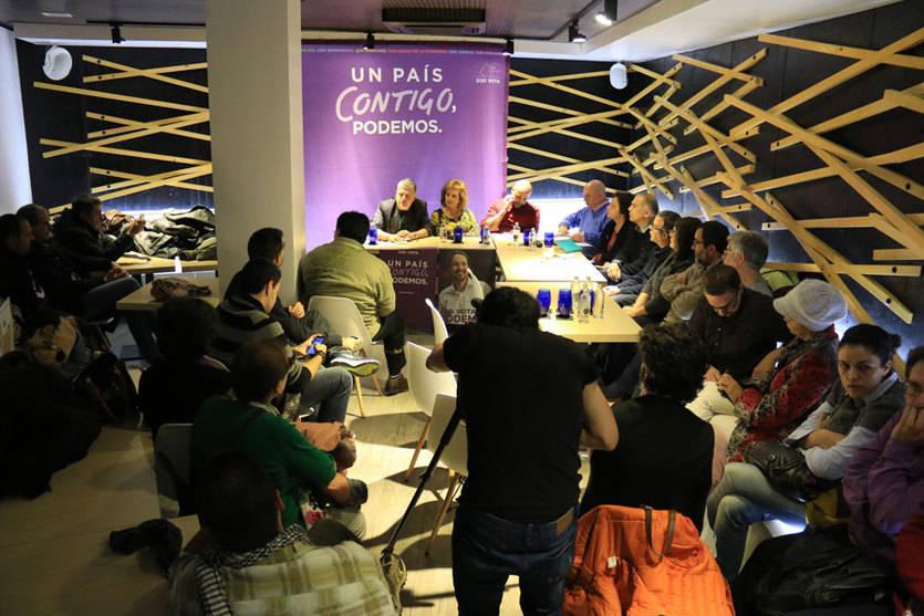 García Molina cree que Podemos remontará con el voto de los jóvenes