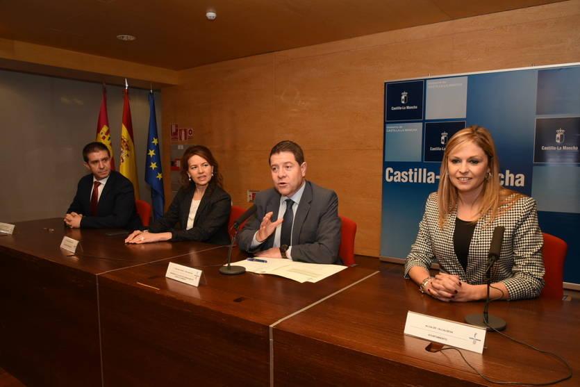 El Gobierno de Castilla-La Mancha destinará más de 500 millones de euros a dependencia, empleo y vivienda en 2016
