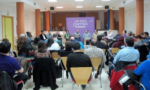 Fernando Prieto (Podemos) buscará