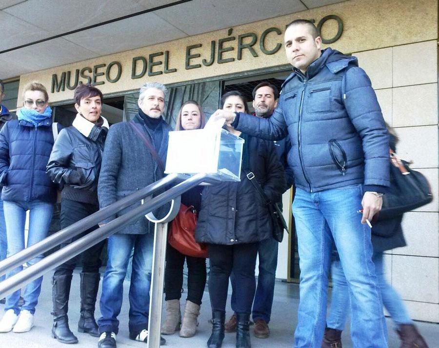 La Justicia declara nulos los despidos de 12 trabajadores del Museo del Ejército