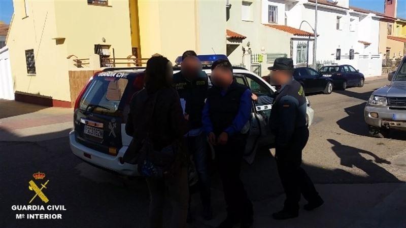 Dos detenidos por querer secuestrar y asesinar a una mujer en Quintanar de la Orden
