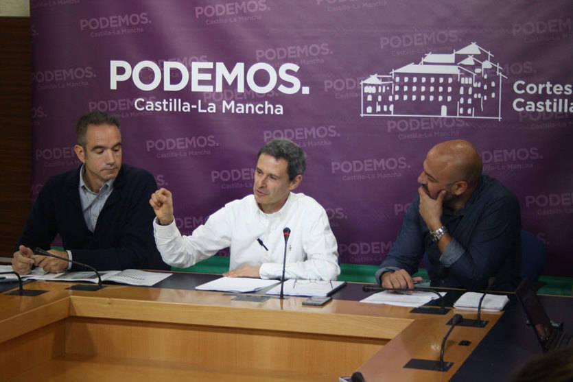 Podemos intentará convencer al Parlamento de aplicar medidas para el 37% de castellano-manchegos que viven en el umbral de pobreza