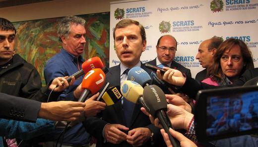 El Gobierno de Rajoy quiere que el Trasvase siga