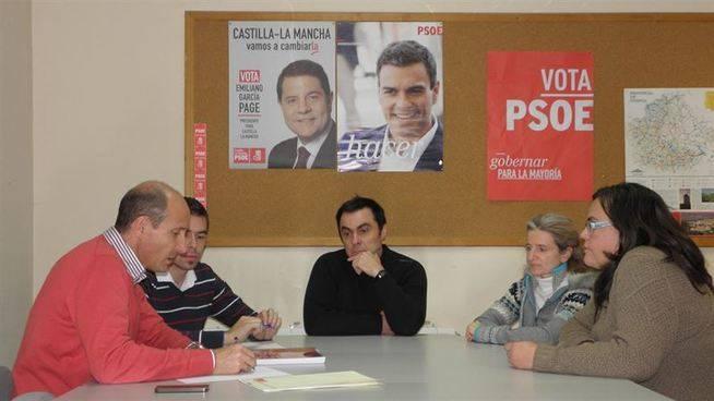 Pedro S�nchez revisar� la instalaci�n del ATC en Villar de Ca�as