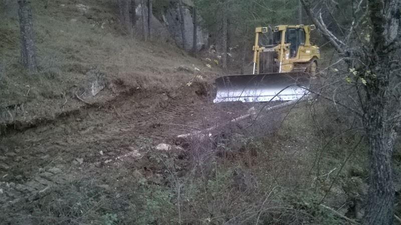 Ecologistas en Acción denuncia el impacto ambiental de las obras de Uña a Las Majadas en la Serranía de Cuenca
