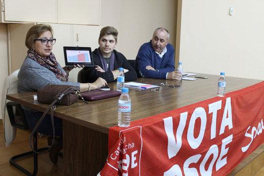 El PSOE quiere subir el salario mínimo y terminar con las becas que encubren contratos de trabajo