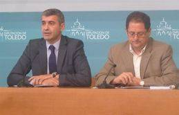 Álvaro Gutiérrez (izq.) y Tomás Villarrubia