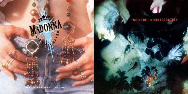 Los 100 mejores discos de los años 80 (Del 40 al 31)