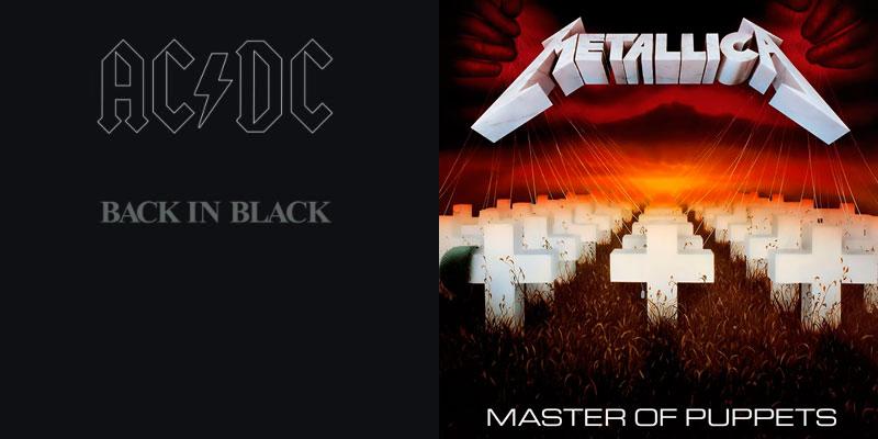 Los 100 mejores discos de los años 80 (Del 20 al 11)