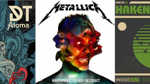 Los 10 mejores discos de 2016 (rock y metal)
