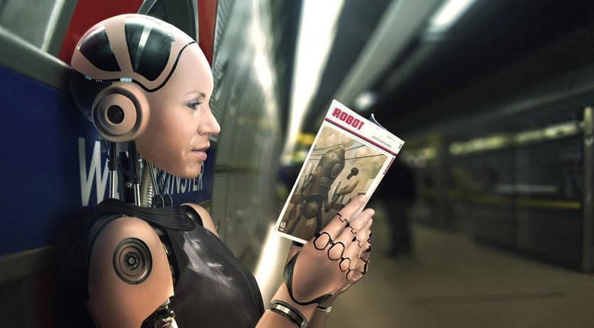 Robots cuentacuentos para 'eliminar' su comportamiento 'psicótico'