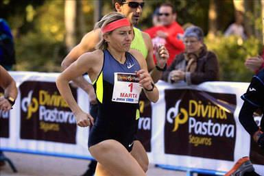 Marta Domínguez pasa de defenderse ante el Tribunal de Arbitraje de las acusaciones de presunto doping biológico