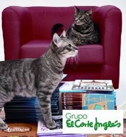 El Corte Inglés organiza una jornada educativa para niños centrada en las mascotas y los libros