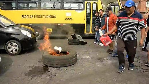 Ecuador decreta el 'estado de excepción' para hacer frente a las revueltas populares
