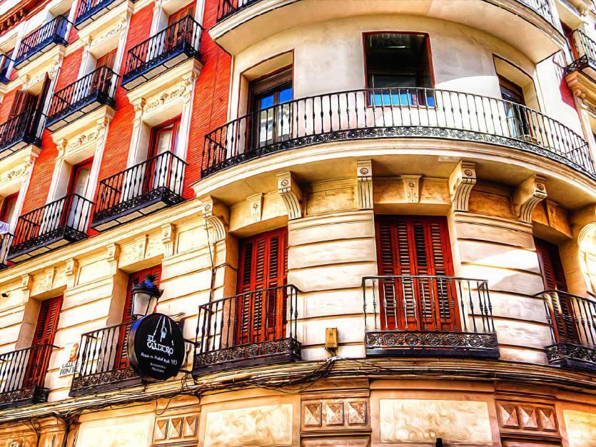 Alquiler de apartamentos turisticos en Madrid