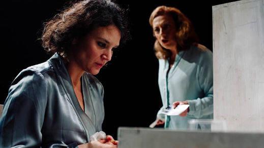 'Edith Piaf. Taxidermia de un gorrión': la procesión va por dentro