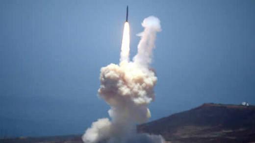 EEUU prueba un misil que impediría ataques nucleares de Corea del Norte