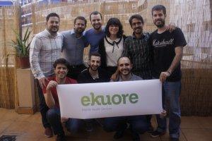 Ekuore ganadora del Certamen Nacional de Jóvenes Emprendedores