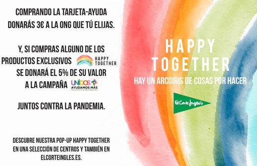 El Corte Inglés lanza 'Happy Together', una propuesta llena de color para recibir el verano