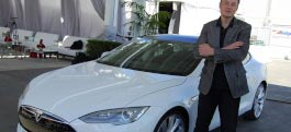 """Elon Musk (Tesla): """"Lo preocupante del caso VW son las emisiones"""""""