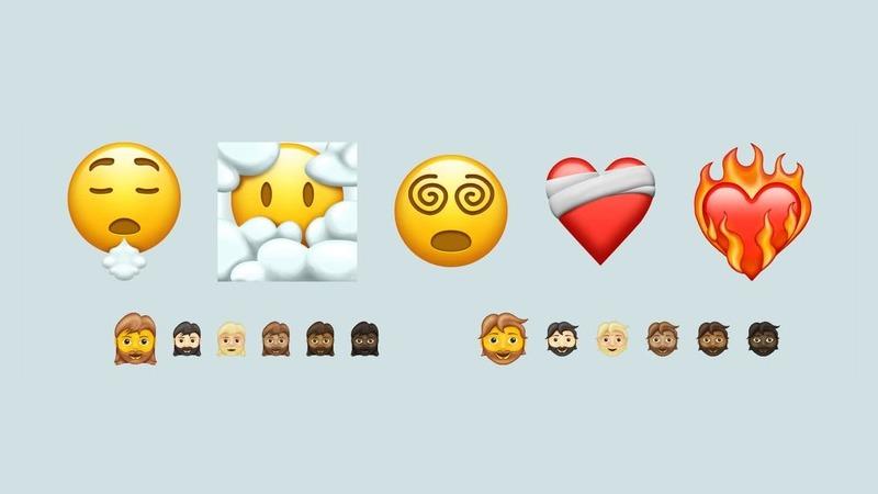 Habrá 217 nuevos emojis en 2021: llegan los iconos transgénero