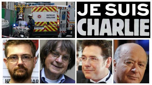 Un año negro de terrorismo islamista en Francia