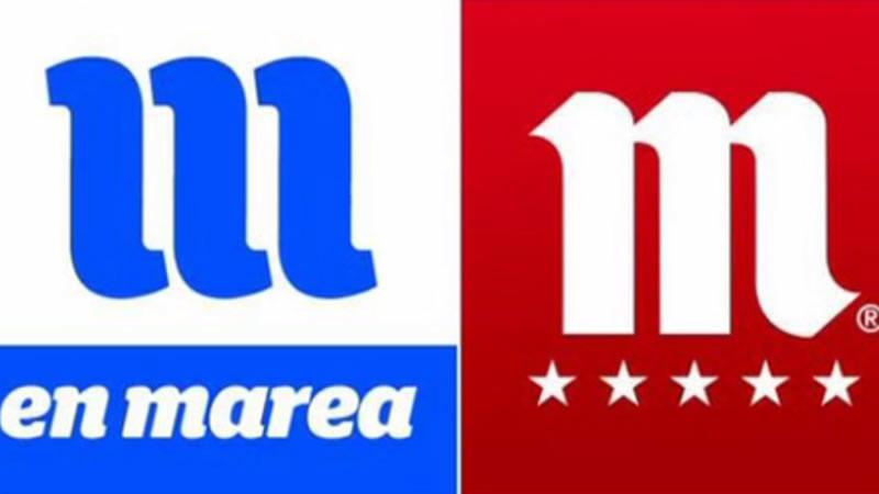 Mahou pide a En Marea que 'modifique' su logotipo 'cervecero' para 'evitar la confusión'