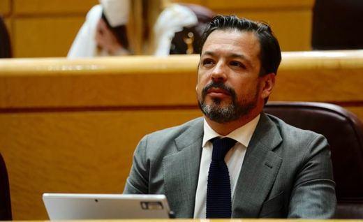 El senador del PP David Erguido, amigo personal de Pablo Casado, imputado en la trama 'Púnica'