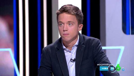 Errejón explica su propuesta de jornada laboral de 4 días, su postura con Venezuela y los pactos con el PSOE