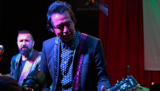 Alejandro Escovedo da otra clase de Rock con mayúsculas en Madrid